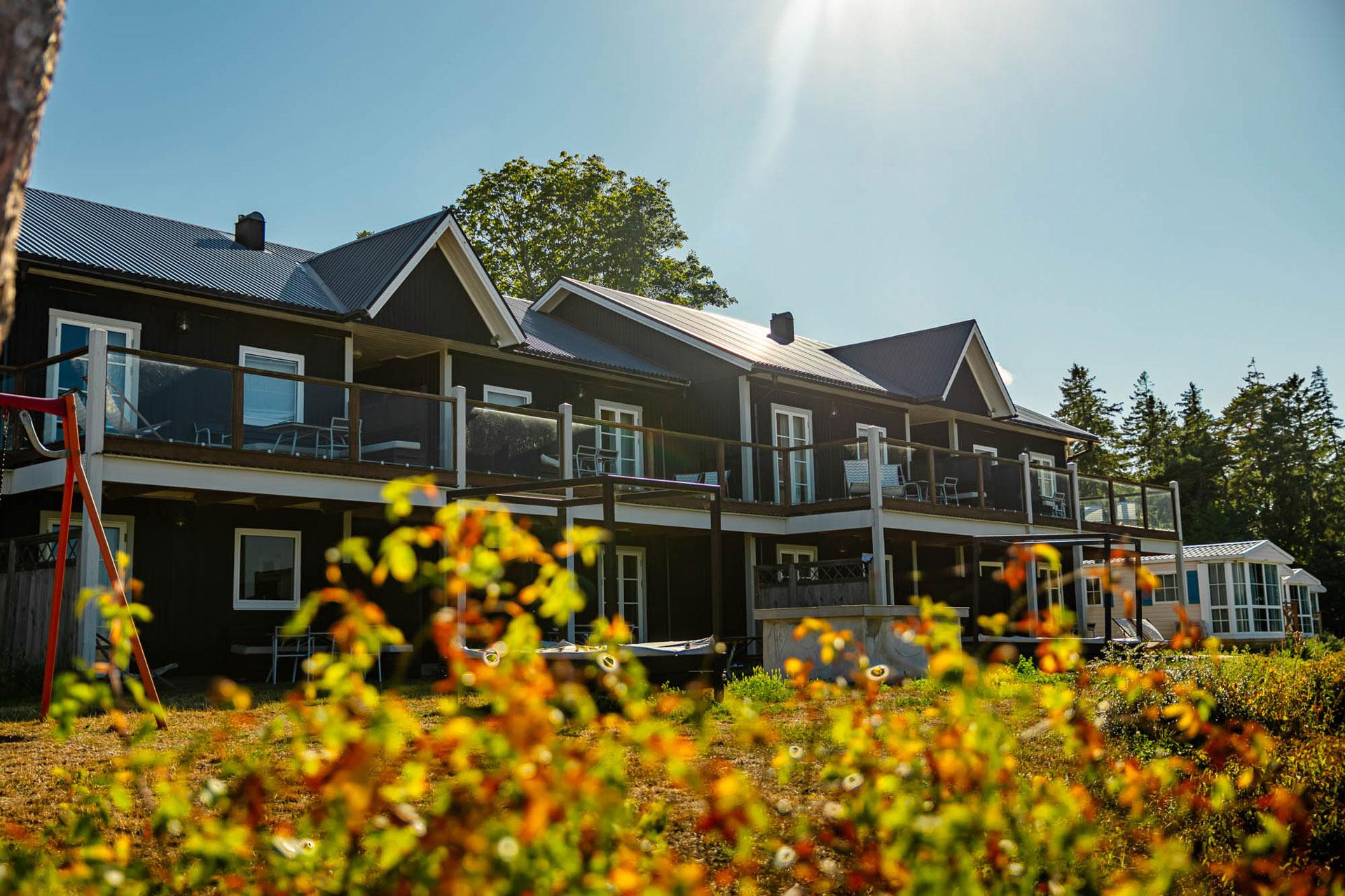 Hyra lägenhet på Gotland, Kneippbyn Resort