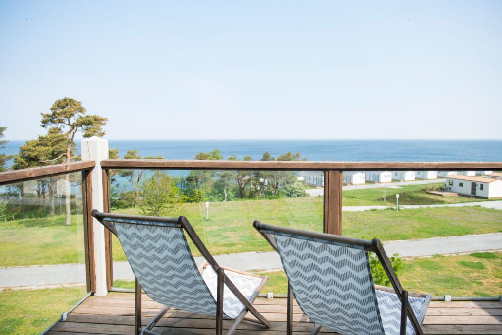 Hyra lägenhet på Gotland med havsutikt