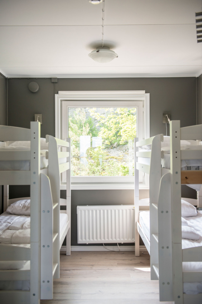 "Sovrum, lägenheterna ""Kyllaj"""